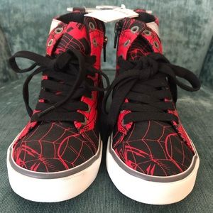 GAP Boys Spider-Man Sneakers
